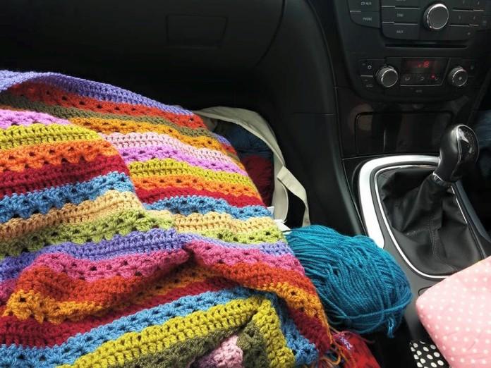 car crochet